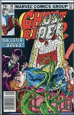 Ghost Rider (1973) 80-B by Marvel