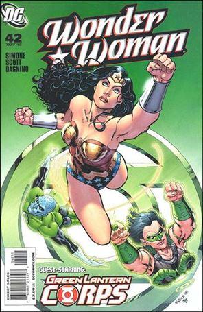 Wonder Woman (2006) 42-A
