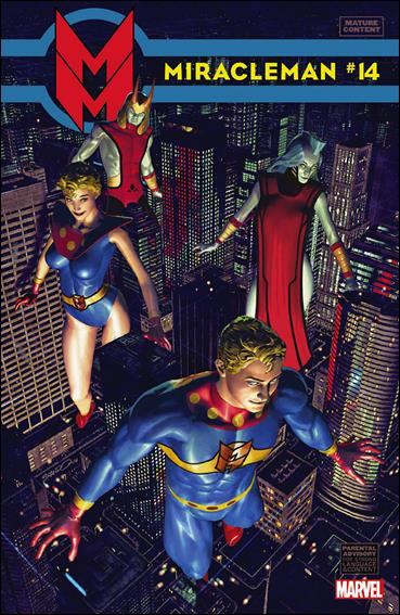 Miracleman (2014) 14-E by Marvel