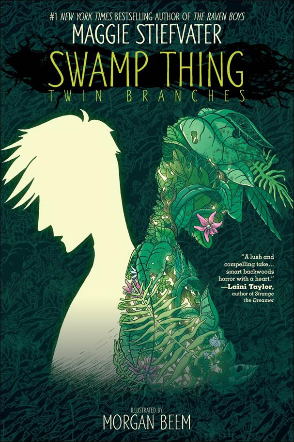 Swamp Thing: Twin Branches nn-A by DC