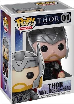 POP! Marvel Thor by Funko
