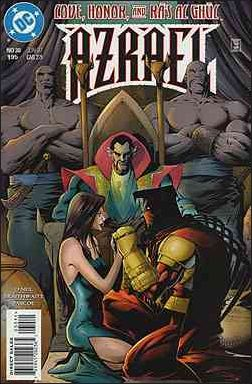 Azrael (1995) 30-A by DC