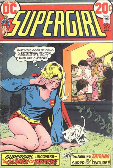 Supergirl (1972) 3-A by DC