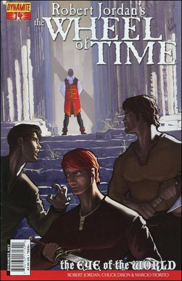 Robert Jordan's Wheel of Time: The Eye of the World (2010) 14-A by Dynamite Entertainment