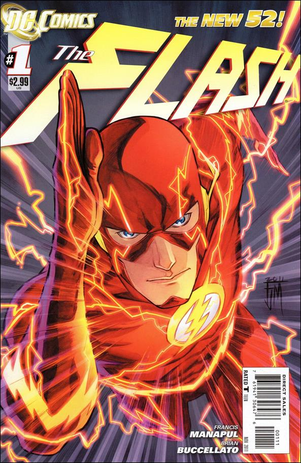 Flash (2011) 1-A by DC