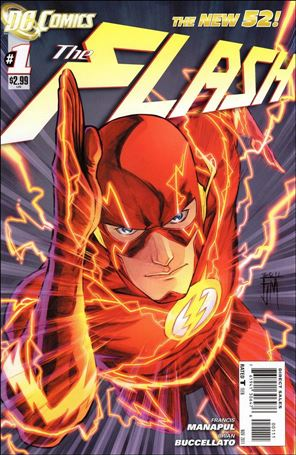 Flash (2011) 1-A