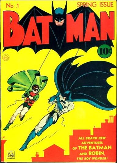Batman (1940) 1-B by DC