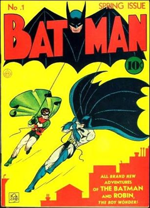 Batman (1940) 1-B