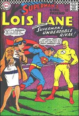 Superman's Girl Friend Lois Lane 74-A by DC