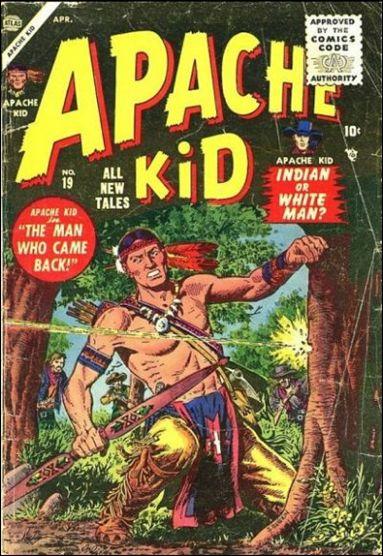 Apache Kid 19-A by Atlas