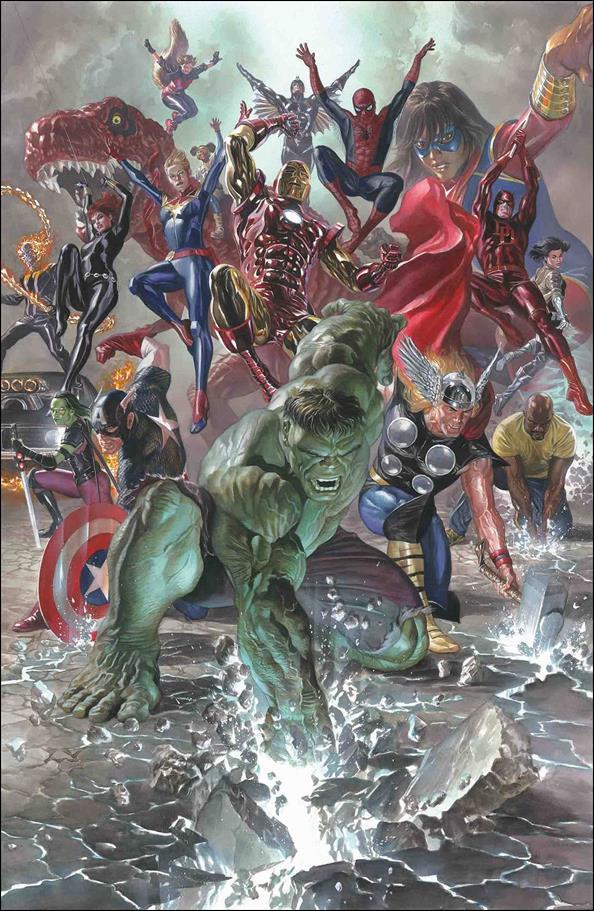 Marvel Legacy 1-J by Marvel