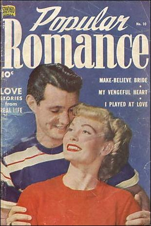 Popular Romance 10-A by Better Publications