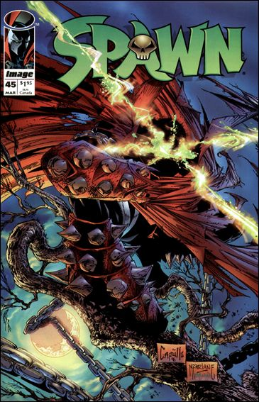 Spawn 45-A by Image