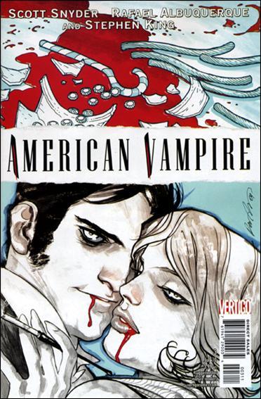 American Vampire 3-A by Vertigo