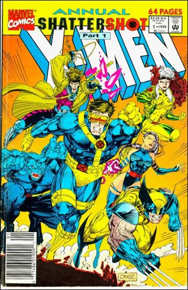 X-Men Annual 1-A by Marvel