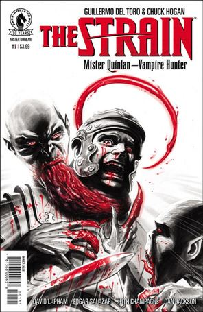 Strain: Mister Quinlan - Vampire Hunter 1-A