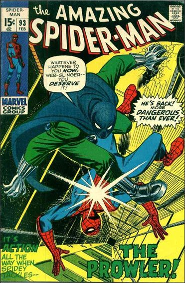 Amazing Spider-Man (1963) 93-A by Marvel