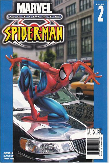 Ultimate Spider-Man Special Edition 2-A by Marvel