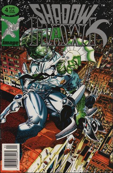 ShadowHawk (1992) 4-A by Image