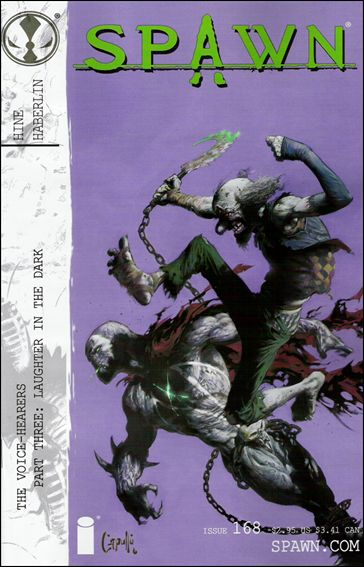 Spawn 168-A by Image