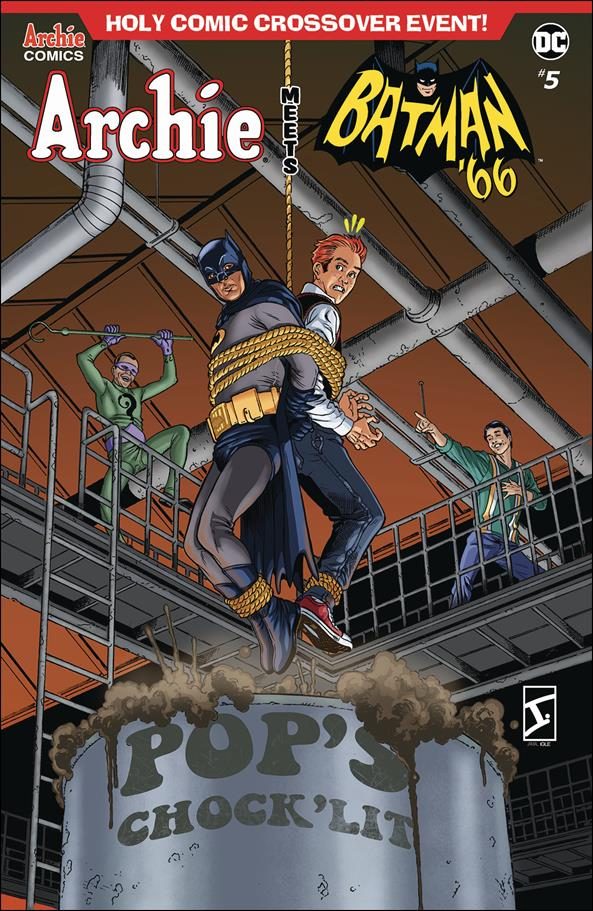Archie Meets Batman '66 5-D by Archie