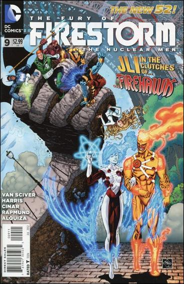 Fury of Firestorm: The Nuclear Men 9-A by DC