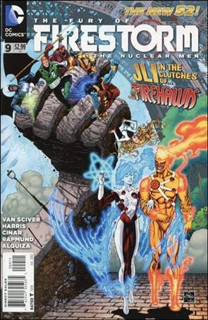 Fury of Firestorm: The Nuclear Men 9-A