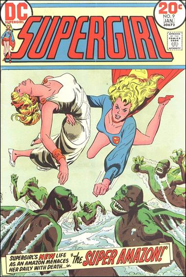 Supergirl (1972) 9-A by DC
