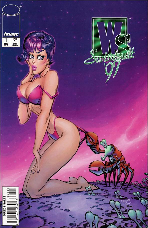 WildStorm Swimsuit Special 1997-A by Image