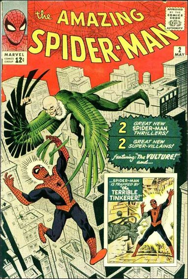 Amazing Spider-Man (1963) 2-A by Marvel