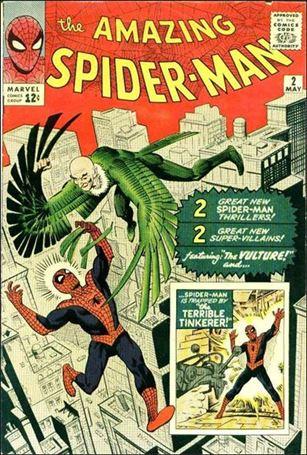 Amazing Spider-Man (1963) 2-A