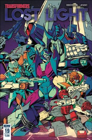 Transformers: Lost Light 19-A