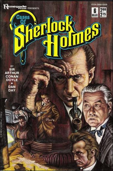 Cases of Sherlock Holmes 6-A by Renegade
