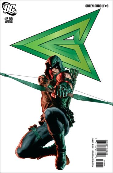 Green Arrow (2010/08) 8-A by DC