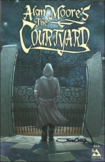 Alan Moore's The Courtyard 1-C by Avatar Press