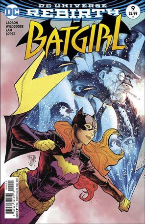 Batgirl (2016) 9-B