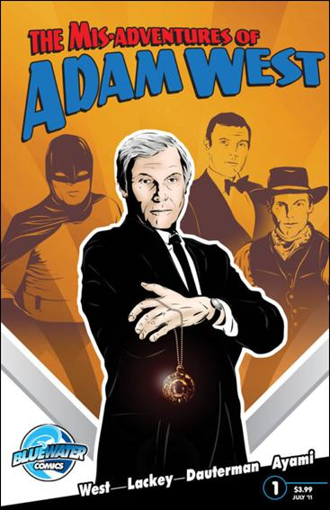 Mis-Adventures Of Adam West (2011) 1-A by Bluewater Comics