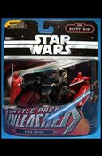 Star Wars: Unleashed Multi-Figure Battle Packs Order 66 - A New Empire