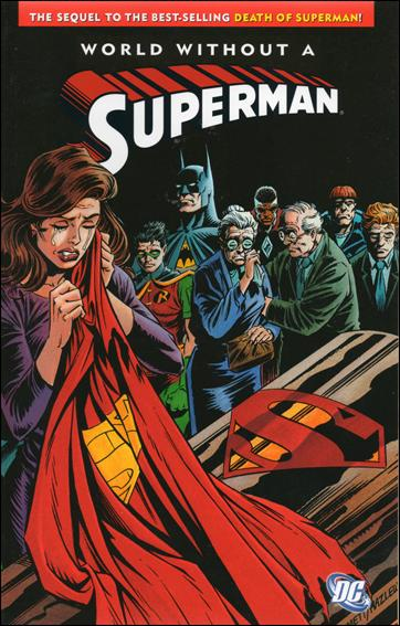 Superman: World Without a Superman 1-B by DC
