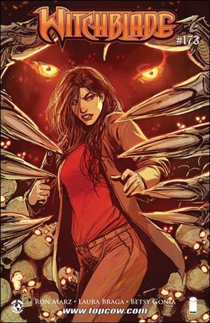 Witchblade 173-A