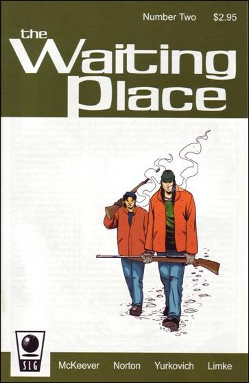 Waiting Place (1999) 2-A by Slave Labor Graphics (SLG) Publishing