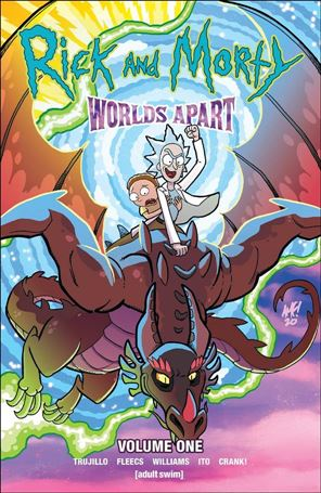 Rick and Morty: Worlds Apart 1-A