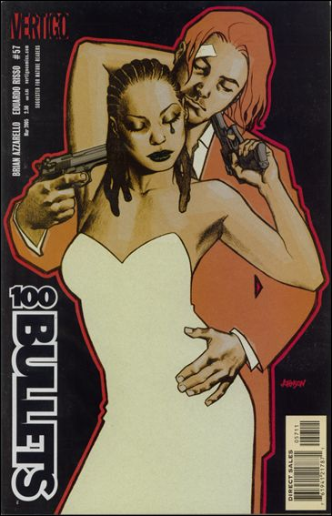 100 Bullets 57-A by Vertigo