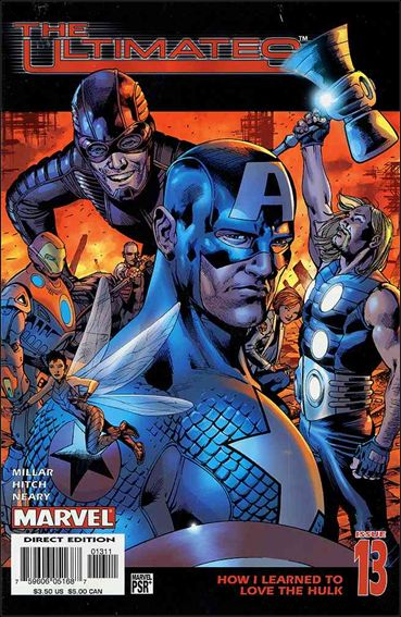 Ultimates (2002) 13-A by Marvel