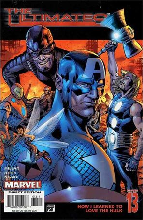 Ultimates (2002) 13-A