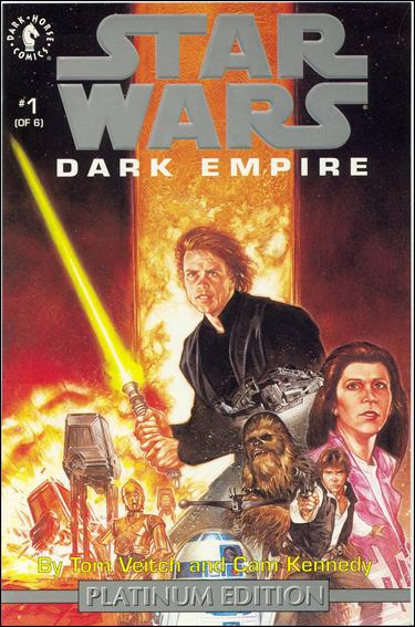 Star Wars: Dark Empire 1-C by Dark Horse
