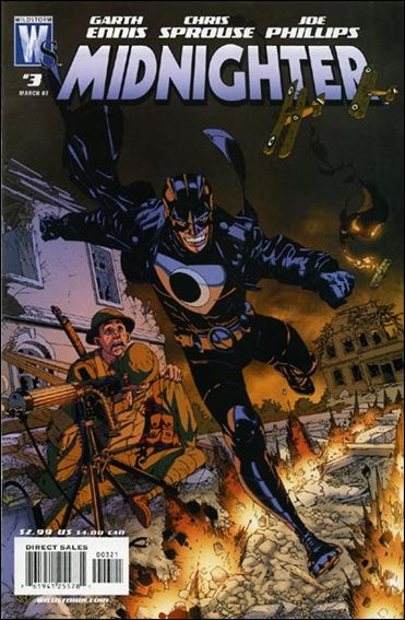 Midnighter (2007) 3-B by WildStorm