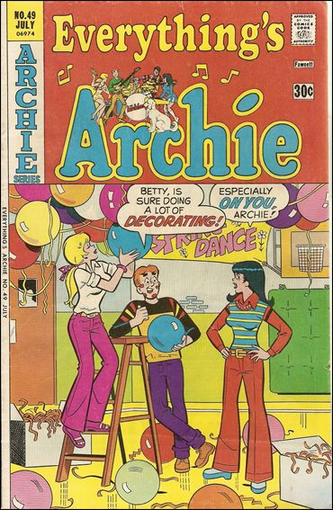 Everything's Archie 49-A by Archie