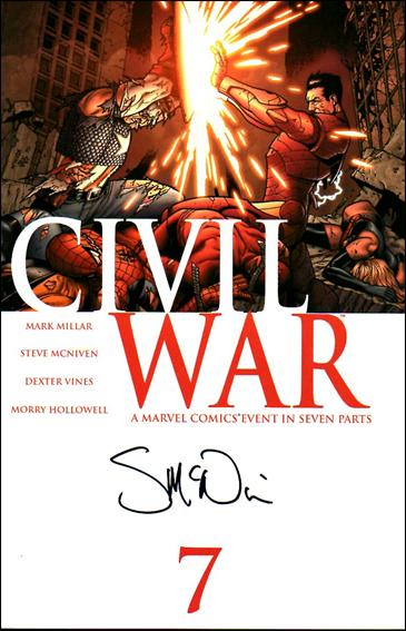 Civil War 7-E by Marvel