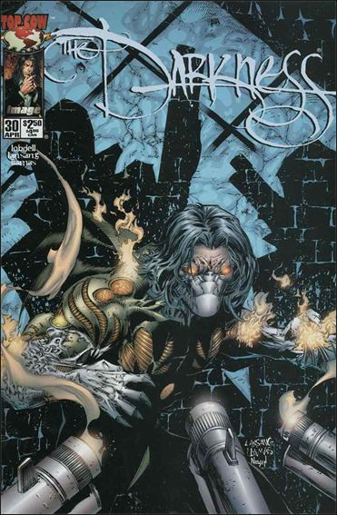 Darkness (1996) 30-A by Top Cow
